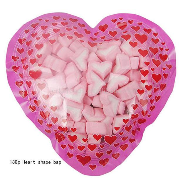 Marshmallow (Heart Shape Bag) (Зефир (Heart Shape мешок))