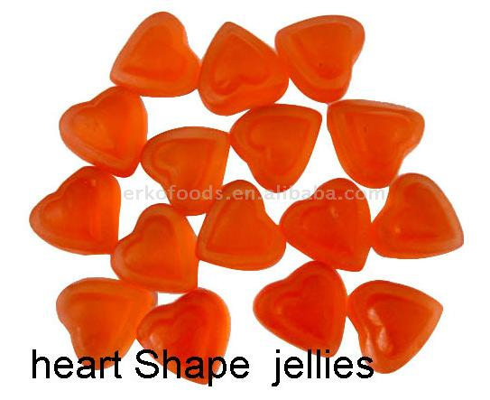 Heart Shape Jelly Candy (Heart Shape Желе Конфеты)