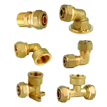 Brass Fittings (Латунные фитинги)