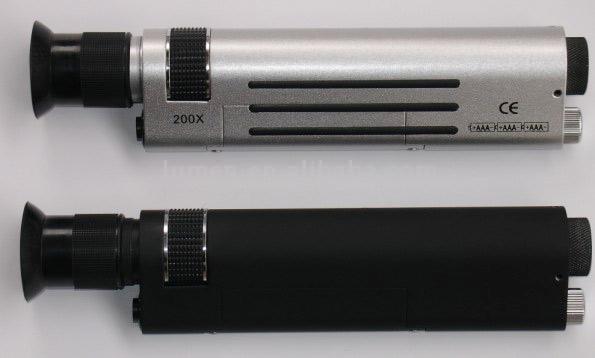 Hand-Held Fiber Microscope (Ручной микроскоп Fiber)