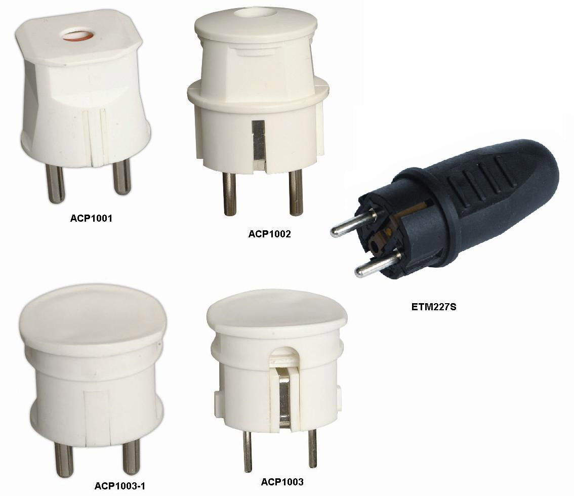Rewirable Plug (Rewirable Plug)