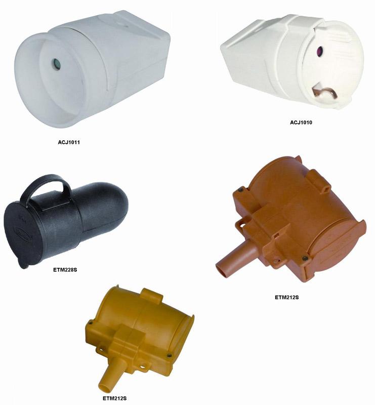 Rewirable Socket (Rewirable Socket)