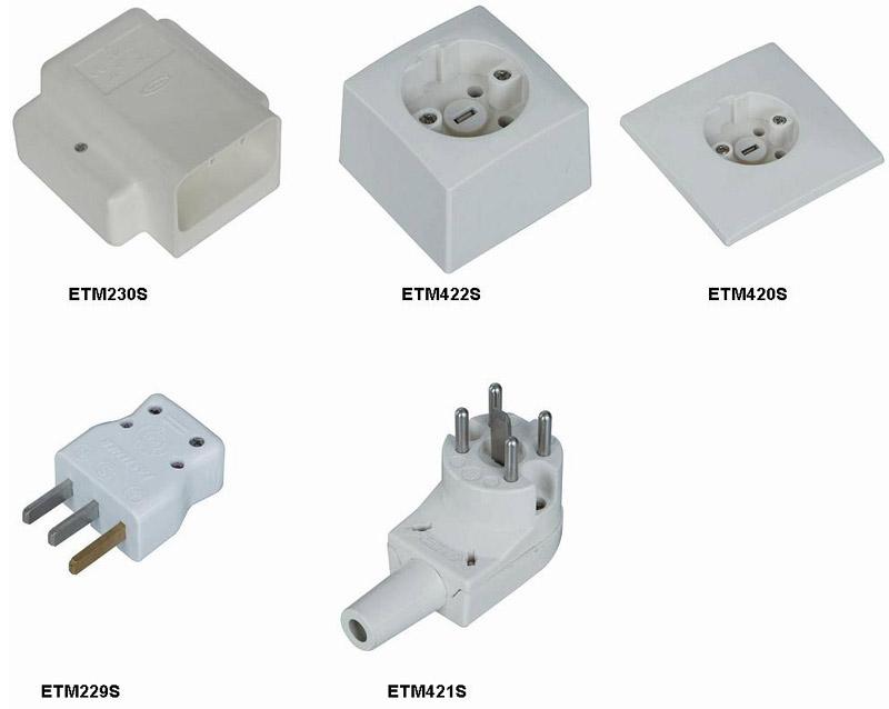 Wall Socket & Plug (Розетку Plug &)