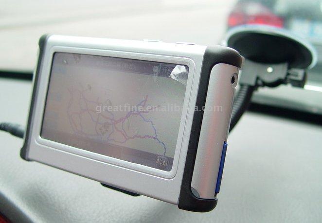 Car GPS Navigation System (Автомобиль GPS навигационная система)