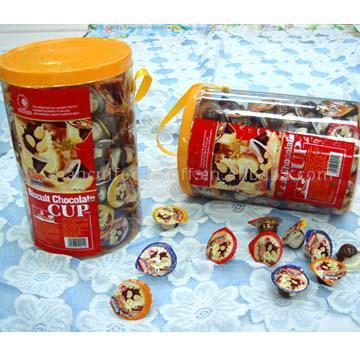 Biscuit Chocolate Cup (Бисквит шоколад Кубок)