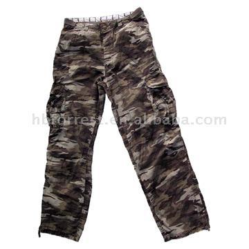 Ladies` Pants