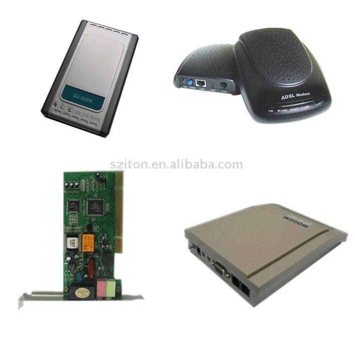 External USB 56K Modem