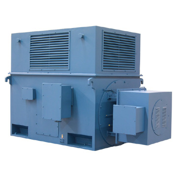 YR/YRKK/YRKK-W Series High-Voltage Slip Ring Induction Motor (Год / YRKK / YRKK-W Высоковольтный Slip кольцо Induction Motor)