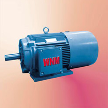 YZC Series Low Vibration and Low Noise Induction Motor (YZC Serie vibrations-und Low Noise Induction Motor)
