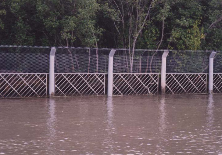 FRP Barrier