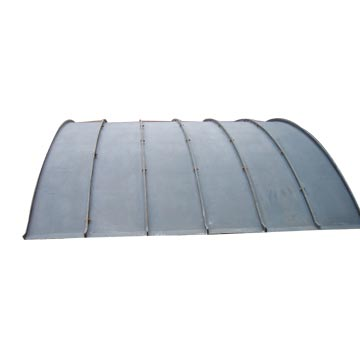 Hand Lay-Up FRP Cover