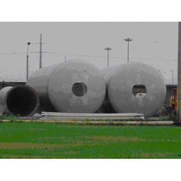 Filament Winding Tank (Намотки нити Танк)