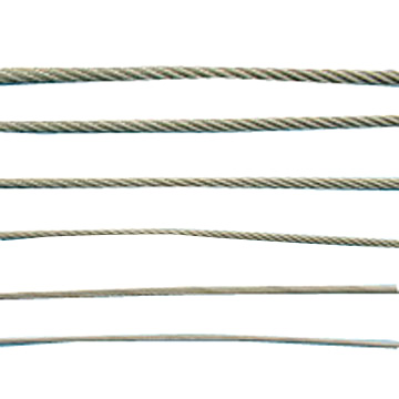 Thin Wire Rope - WIRE Center •