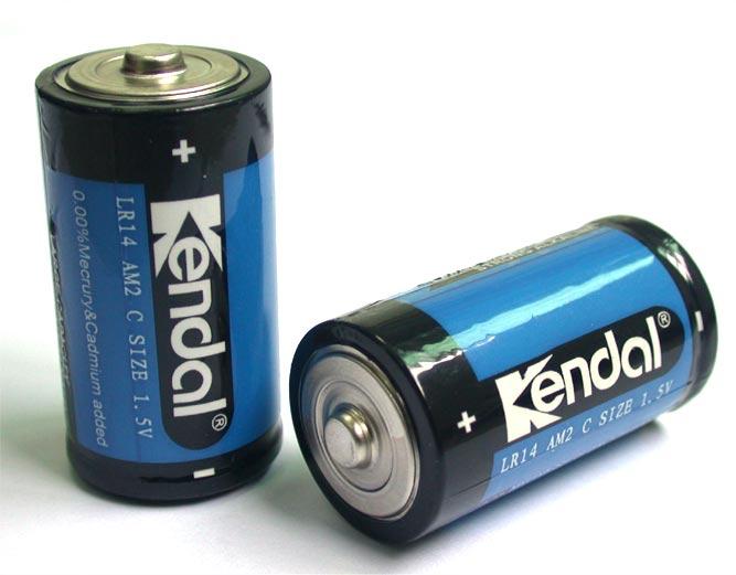C Size Alkaline Battery (C Размер щелочная батарейка)