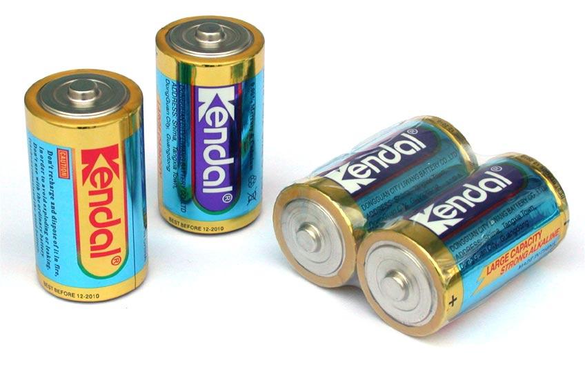 Alkaline C Size Battery (C Размер щелочные аккумуляторы)
