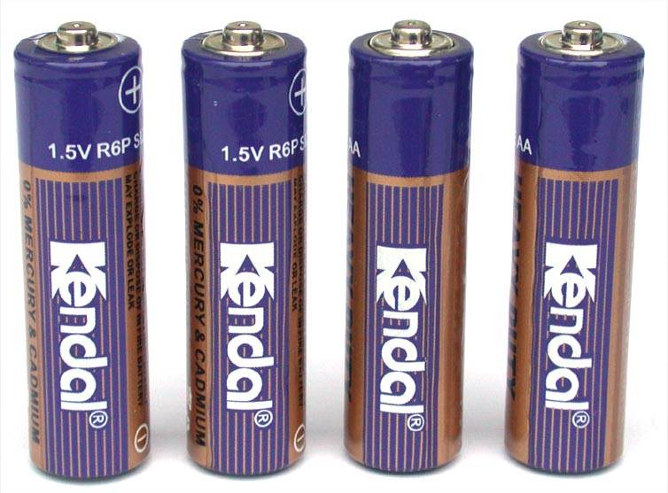 R6P Carbon Zinc Battery (R6P углерода цинковый аккумулятор)