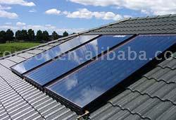 Flat Panel Solar Collector (Flat Panel Solar Collector)