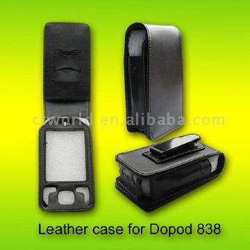 Leather Case for PDA (Кожаный чехол для КПК)