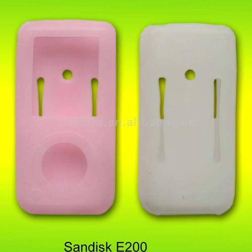 Silicone Case for Sandisk E200 (Силиконовый чехол для SanDisk e200)