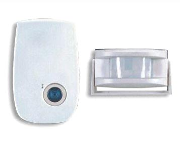 Wireless Sensor Doorbell (Беспроводные датчики Doorbell)