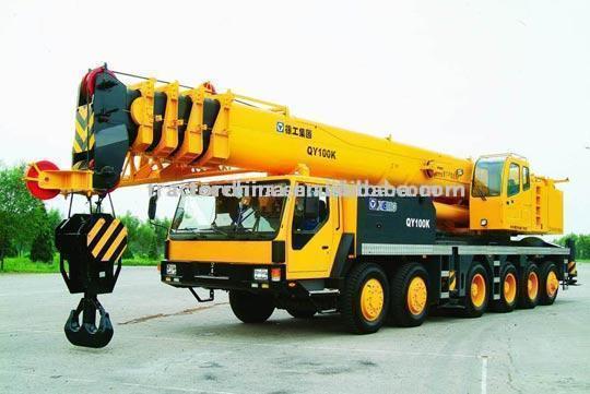 Truck Crane (QY100K 100MT Payload) (Автомобильный кран (QY100K 100MT полезная нагрузка))