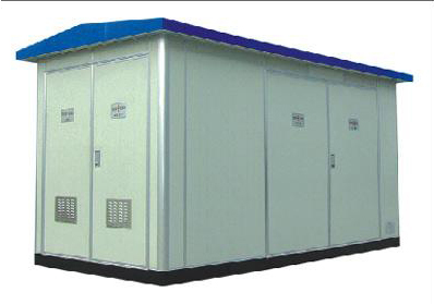 DGM Prefabricated Substation (DGM Vorgefertigte Substation)