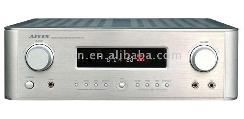 5.1ch Input, DSP, Digital Karaoke, Digital Surround Home Theater Power Ampl (5.1-канального Input, DSP, Караоке Digital, Digital Surround Домашний кинотеатр Power AMPL)