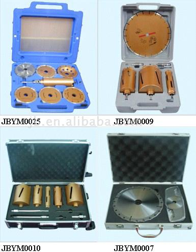 Diamond Saw Blades Set / Diamond Cutting Disc Set