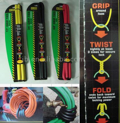 Grip Tie Set / Twist Rope (Grip галстуков Set / Twist Rope)