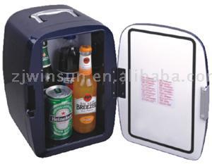 Mini Car Fridge (Холодильник мини-автомобиля)