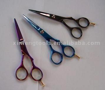 Hairdressing Scissors (Titanium Coated)