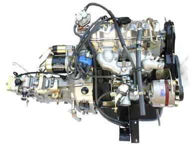 650cc Gasoline Engine (Бензин двигателя 650cc)