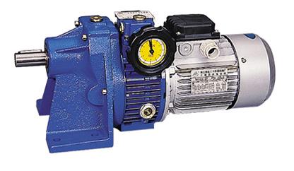 Combination of UD (L) Speed Variator and 2-Stage Gear Reducer (Сочетание UD (L) Вариатор скорости и 2-ступенчатый редуктор)