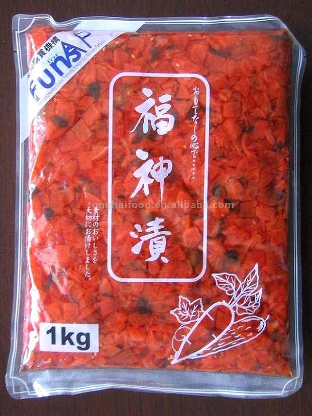 Pickled Carrot (Маринованные Морковь)