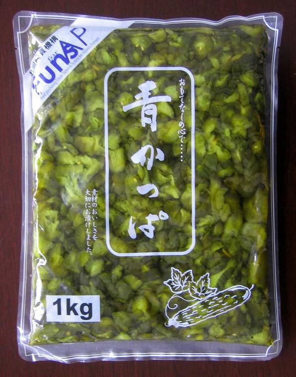 Pickled Cucumber (Маринованные огурцы)