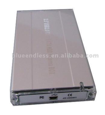 """2.5"""" USB to IDE + SATA HDD Enclosure (2,5 """"USB в IDE + SATA HDD Enclosure)"""