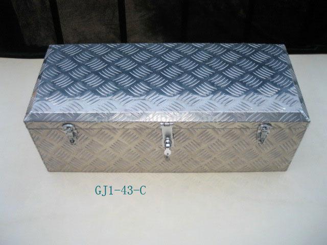 Ящик для инструмента из алюминия своими руками 50