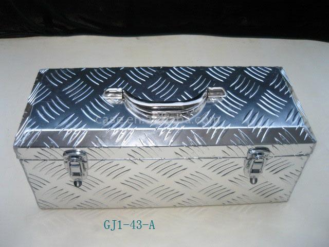 Ящик для инструмента из алюминия своими руками 76