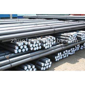 Round Steel Bars (Круглые стальные прутки)