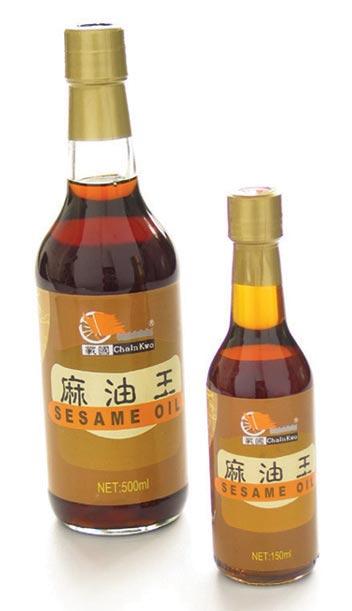 Sesame Oil (Huile de sésame)
