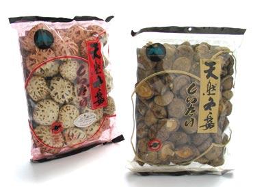 Dried Mushroom (Shitake) (Сушеные грибы (Shitake))