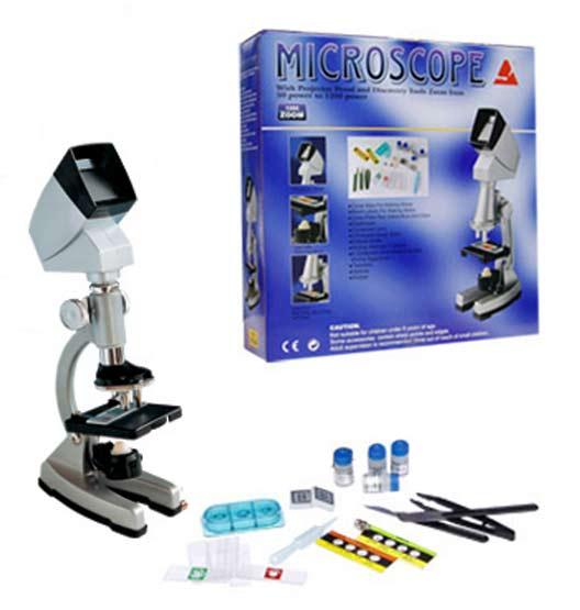 Metal Microscope, Projector, Zoom, Optical Glass Lens (Металл микроскоп, проектор, Zoom, оптическое стекло объектива)