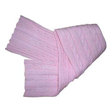 Strickschal (Pink) (Strickschal (Pink))