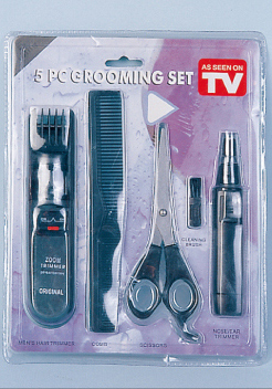 5pcs Grooming Set