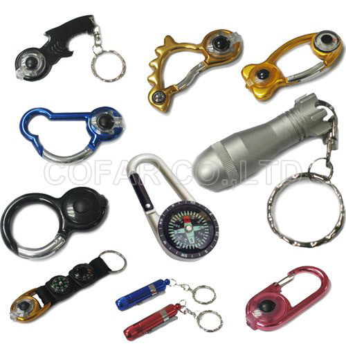 Aluminum Hook/Carabiner (Алюминиевый Hook / Карабины)