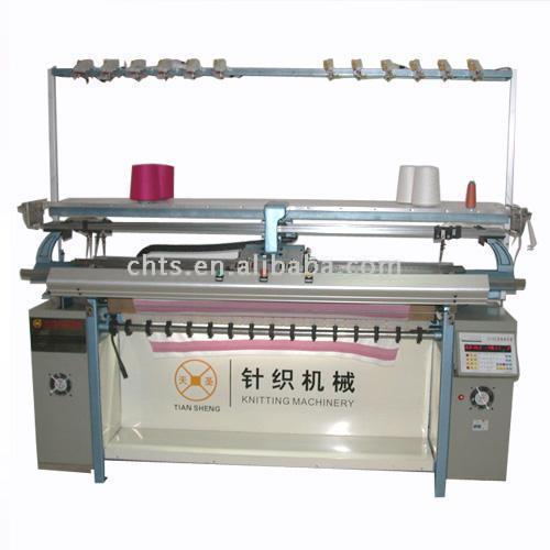 Computerized Flat Knitting Machine (TS-911)