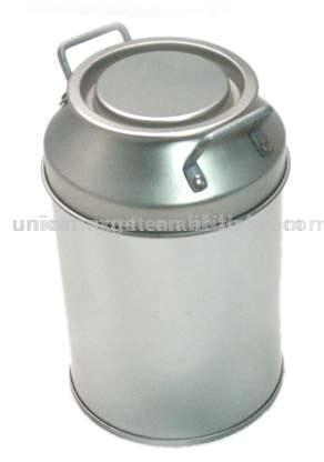 Tin Churn Bottle