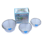 Stainless Steel 6pcs Miniature Basket