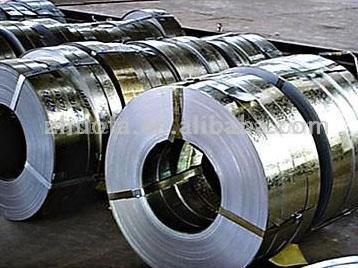 Galvanized Steel Strip (Verzinkte Stahlband)