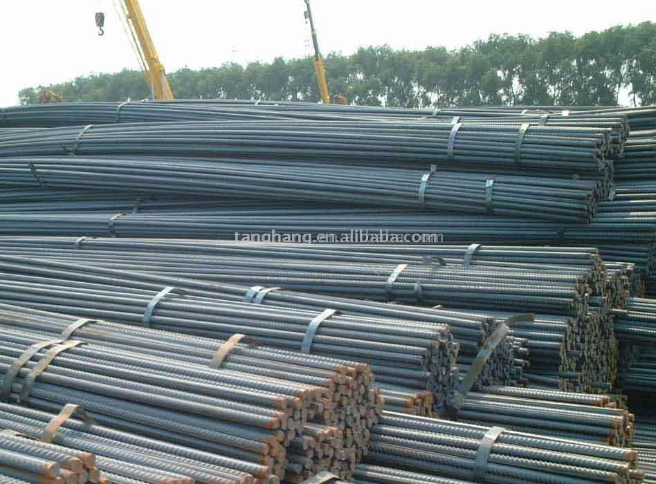 Deformed Steel Bar (Deformed bar en acier)